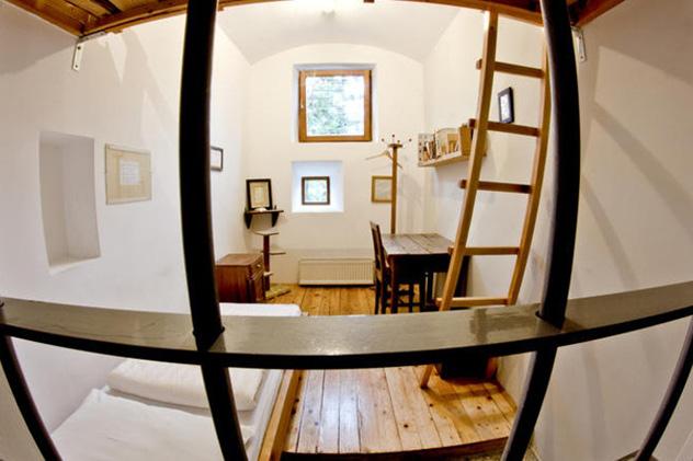 Hostel Celica, Liubliana, Eslovenia © www.hostelcelica.com