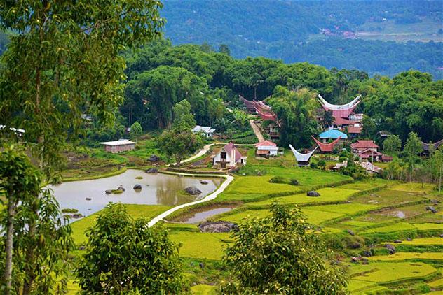 Aventuras en Indonesia: Tana Toraja, Sulawesi