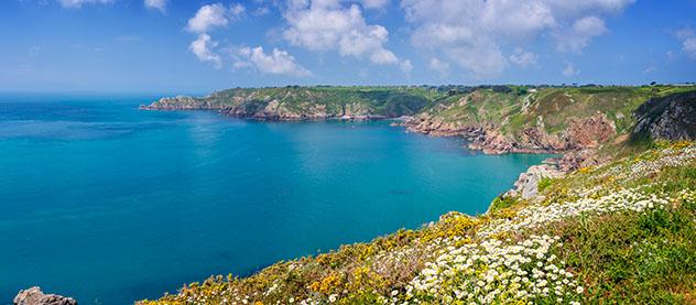 Islas de Europa: isla inglesa de Guernsey