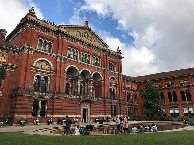 Londres: Victoria & Albert Museum