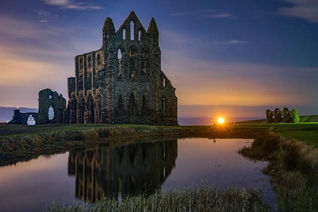 Halloween en Inglaterra: la abadía de Whitby
