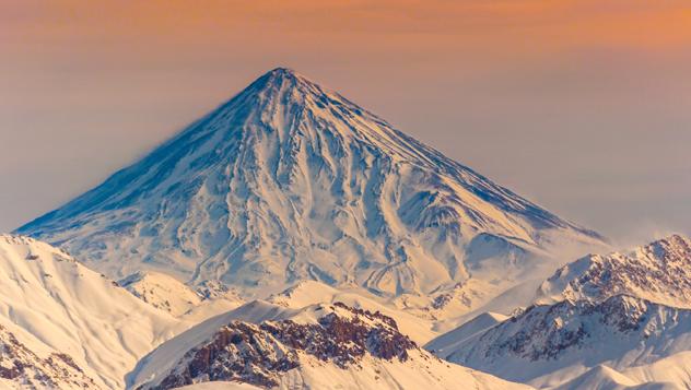 Montes Alborz, Irán © Volodymyr Iskra / 500px