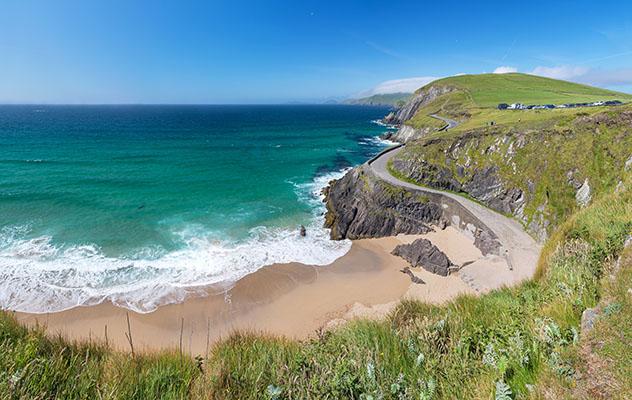 Carretera de Europa: Slea Head Drive, Irlanda