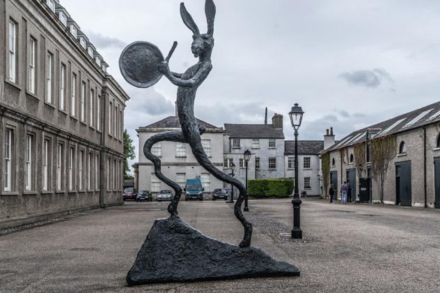 Irish Museum of Modern Art, Dublín, Irlanda © WilliamMurphy / Flickr