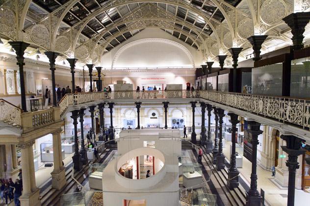National Museum of Ireland, Dublín, Irlanda © Anton_Ivanov / Shutterstock