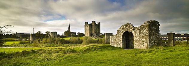 Halloween en Irlanda: el Castillo de Trim