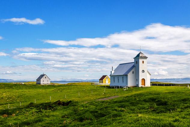 Isla Flatey, Islanda © Vadim Nefedoff / Shutterstock