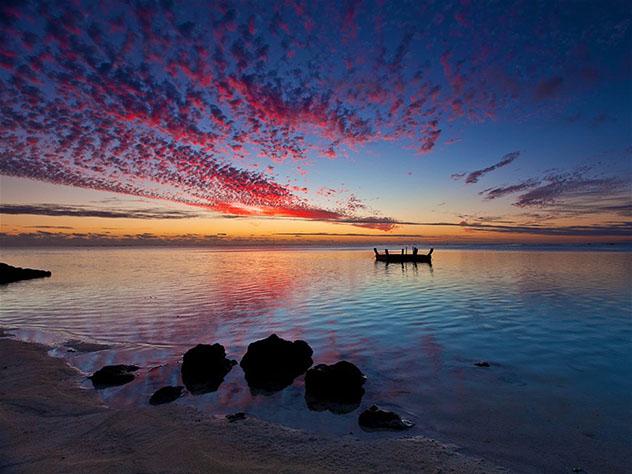 Aitutaki, Islas Cook, Top 05 de Best in Asia Pacific 2019, los 10 mejores destinos de Asia-Pacífico