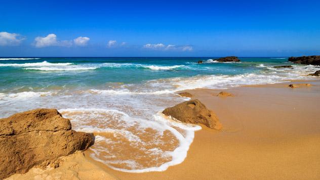 Spiaggia di Piscinas bien merece la excursión en coche, Cerdeña © rimbeaud / iStock / Getty Images