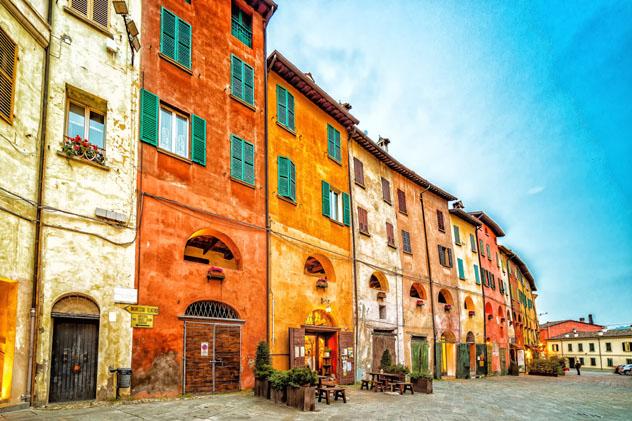 Brisighella, Emilia-Romaña, Italia © GoneWithTheWind / Shutterstock