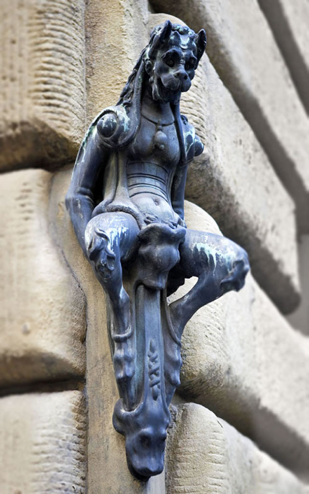 Canto del Diavolo, Palazzo Vecchietti, Florencia © www.palazzovecchietti.com