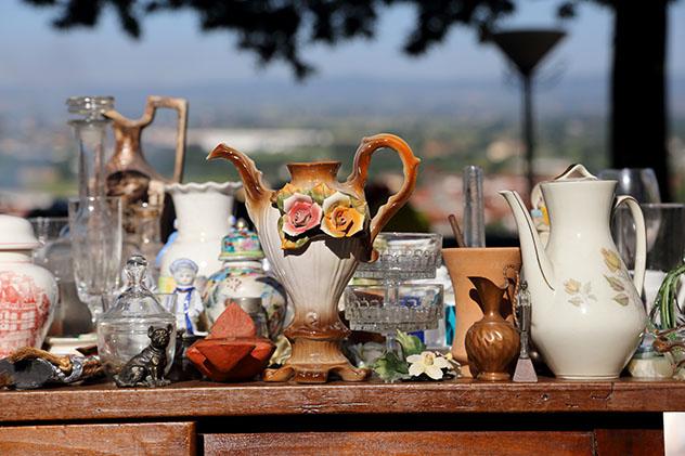 Mercato delle Pulci, Florencia, Toscana, Italia ©francesco de marco / Shutterstock