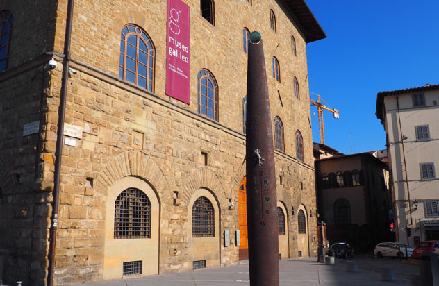 Museo Galileo, Florencia, Italia © Nardia Plumridge / Lonely Planet