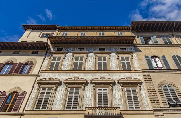 Palazzo Torrigiani, sede del Museo La Specola, Florencia, Italia © Goran Bogicevic / Shutterstock