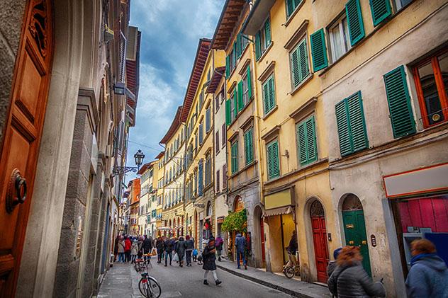 'Tours' por la ciudad, Florencia, Toscana, Italia © Adisa / Shutterstock