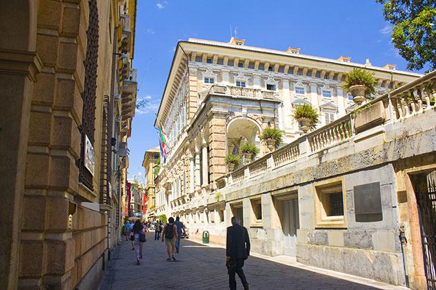 Parada del 'Grand Tour': Génova, Palazzo Doria-Tursi