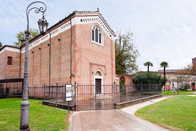 Parada del 'Grand Tour': Padua, Cappella degli Scrovegni
