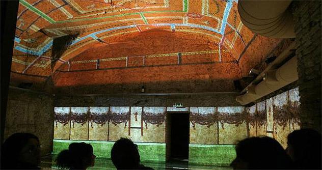 Recorrido virtual, Palazzo Valentini, Roma, Italia © www.palazzovalentini.it