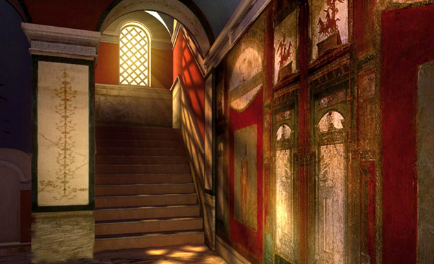 Palazzo Valentini, Roma, Italia © www.palazzovalentini.it