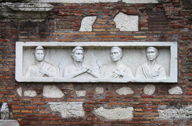 Catacumbas en la Appia Antica, Roma, Italia © alessandro0770 / Getty_Images