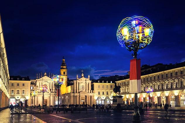 Paradas del 'Grand Tour': Génova, piazza San Carlo