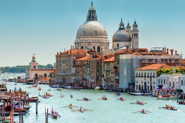 Regata en Venecia, Italia © Kendal Based Freelance Photogra / Getty Images / Flickr / RF