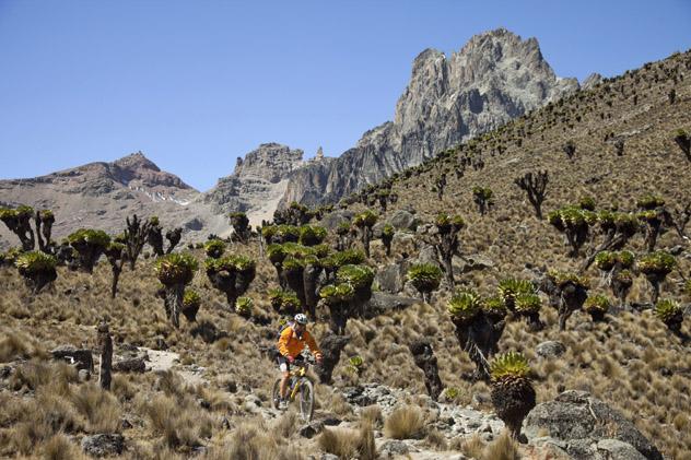 Monte Kenia, Kenia © Alexander Fortelny / Getty Images