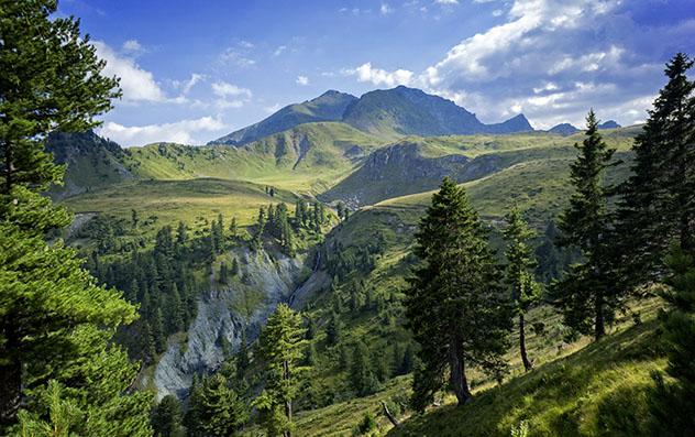 Monte Gjeravica, el pico más alto de Kosovo © HrMiro / Shutterstock