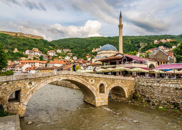 Prizren, Kosovo © milosk50 / Shutterstock