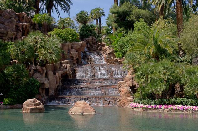 Mirage, Las Vegas, EE UU © cvalle / shutterstock