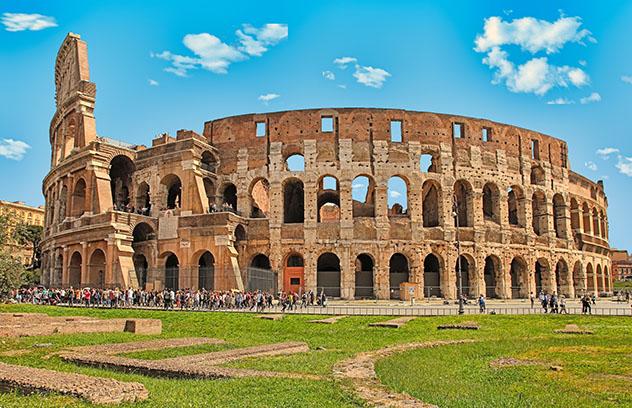 Paseos por Roma, un libro para conocer la belleza de Roma