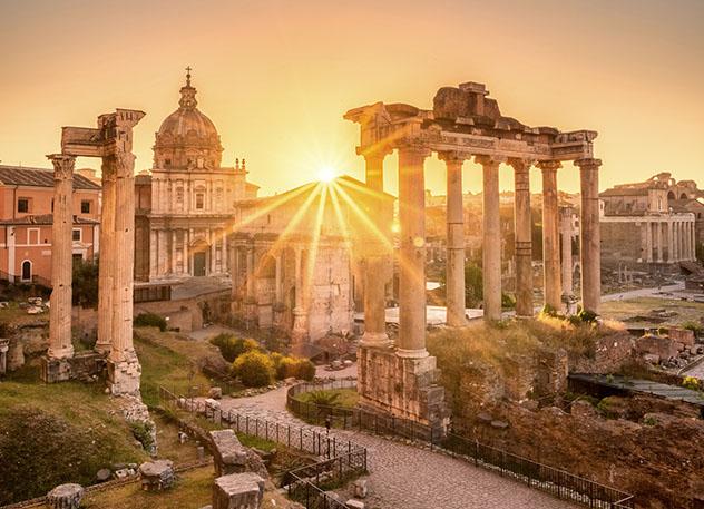 Viaje a Italia, un libro para conocer Italia junto a un clásico de la literatura