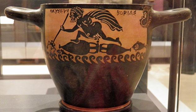 Odisea, un libro para disfrutar del principio de los viajes