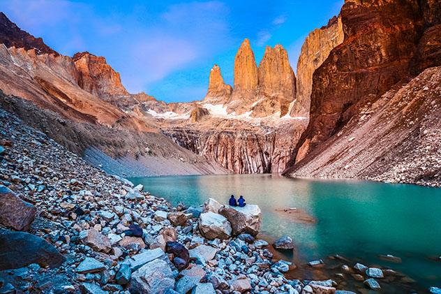 En la Patagonia, un libro para descubrir la Patagonia