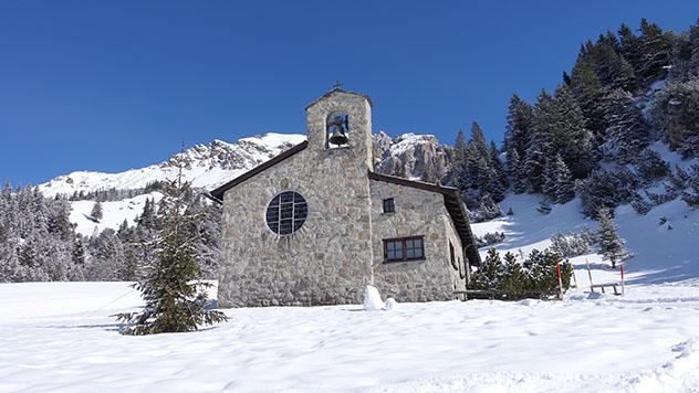 Malbun es el resort de esquí y 'snowboard' de moda de Liechtenstein © umwelttrenz / Shutterstock