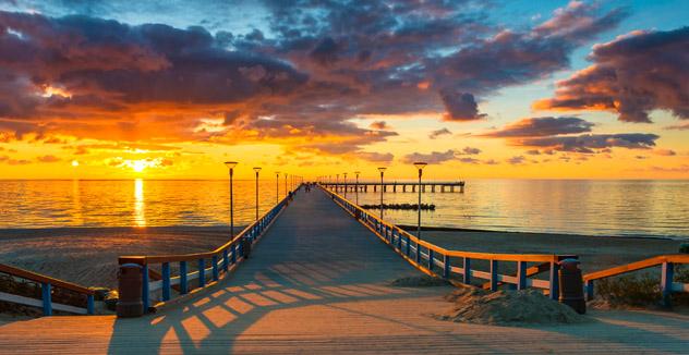 Palanga, Lituania © Sergei25 / Shutterstock