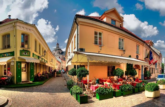 Vilna, Lituania © Go Vilnius