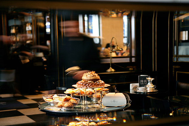 La hora del té en Londres, Inglaterra © James Bedford / Lonely Planet