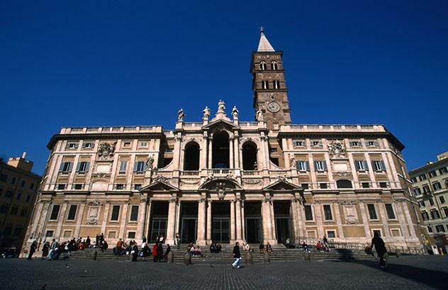 Basílica de Santa Maria Maggiore, en Roma