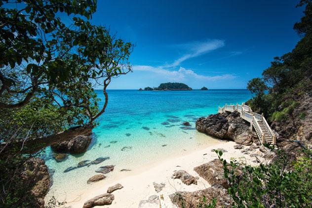 Isla Pulau Kapas, Malasia © Geir Kristiansen 2011 / Getty Images / Moment RF