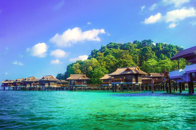 Isla Pulau Pangkor, Malasia © Fairus_Khafiz_500px