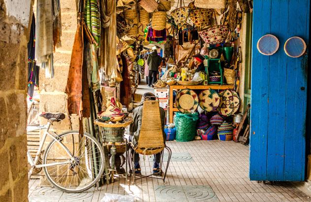 Medina de Esauira, Marruecos © Federica Gentile / Getty Images