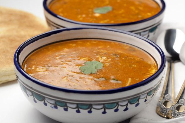 'Harira', gastronomía de Marruecos © picturepartners / Shutterstock