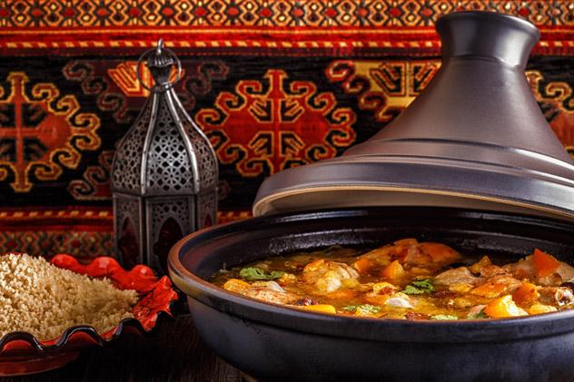 Tajín, Marruecos © Tatiana Bralnina / Shutterstock