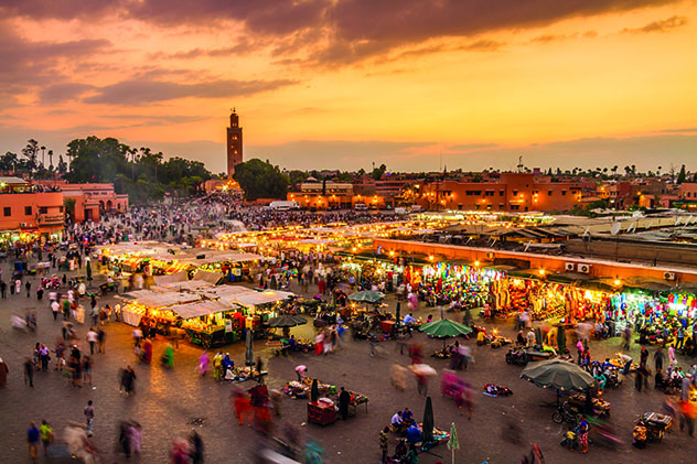 Marruecos, país Top 9 Best in Travel 2020