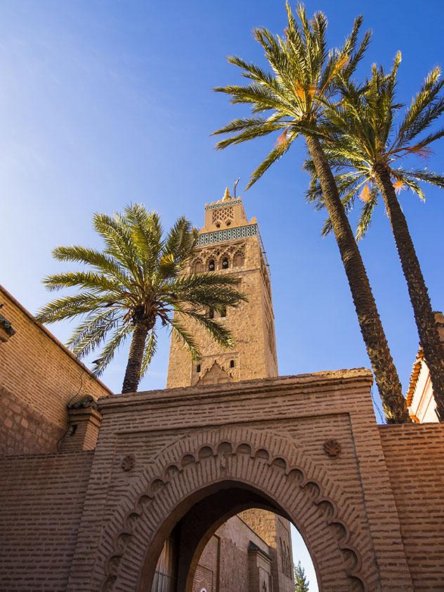 Marrakech fue la capital de Marruecos, pero no sufre por la pérdida de estatus © Westend61 / Getty Images