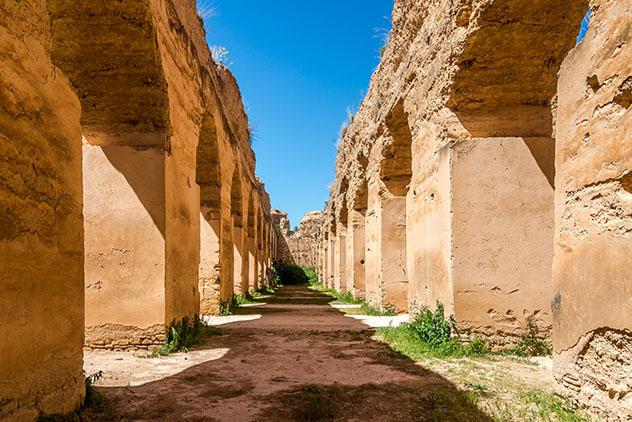 Mequínez, Marruecos: Heri Es Souani