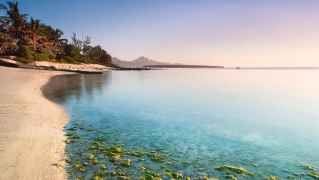 Típica escena espectacular de las playas de Mauricio. Este año la isla celebra el 50º aniversario de su independencia del Reino Unido © Claire Willans / 500px