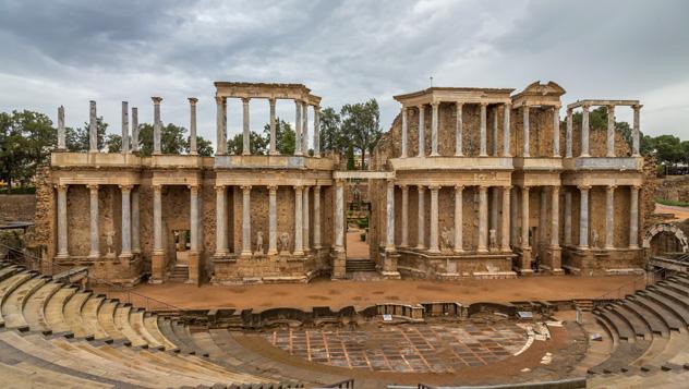 Mérida, ciudad española Patrimonio de la Humanidad