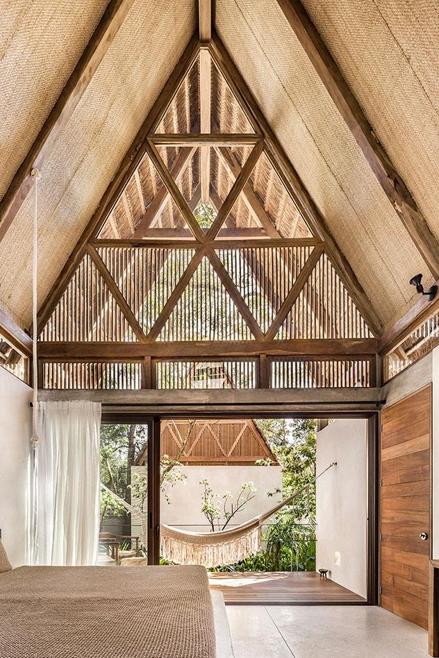 Alojamiento ecológico: Jungle Teva, Tulum, México. Viaje sostenible Lonely Planet